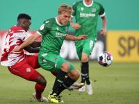 Würzburger Kickers - Hannover 96